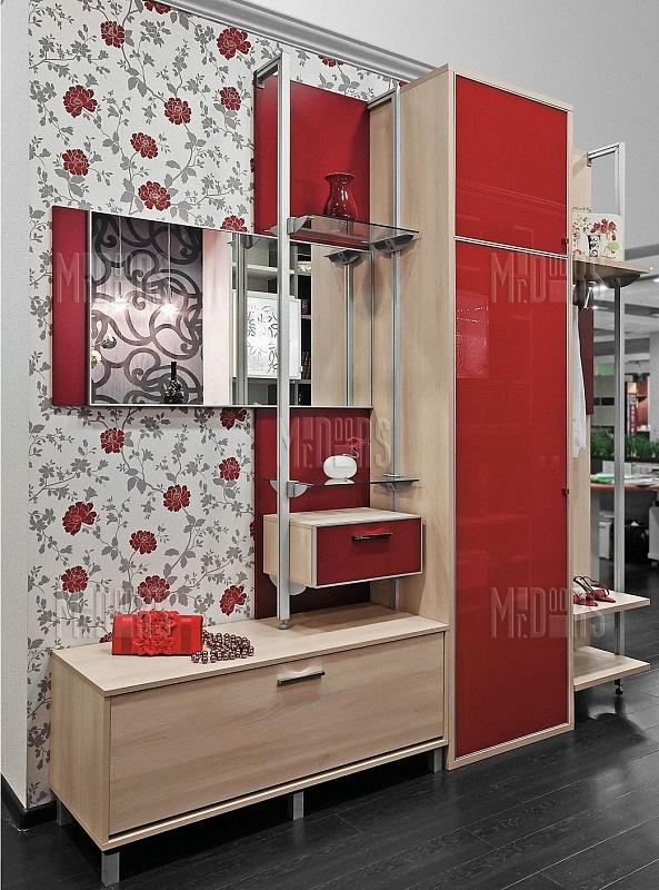 Маленькая прихожая 13 - каталог и фото мебели mr.doors на са.