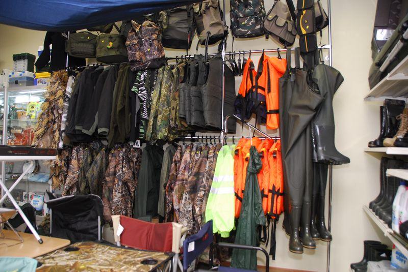 магазин охотник и рыболов коломна