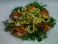 Салат золотой фазан рецепт