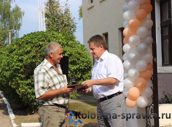 Поздравление управляющих Красноперекопского района сДнем строителя