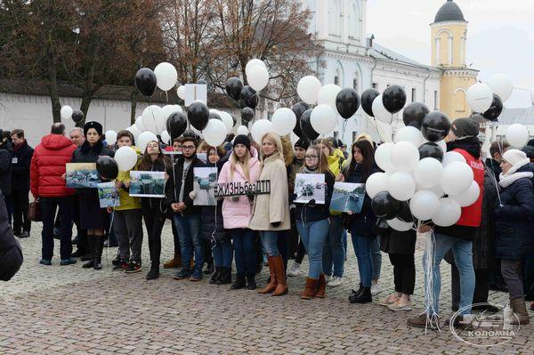 Южно-Сахалинские автоинспекторы провели акцию к«Всемирному Дню памяти жертв ДТП»
