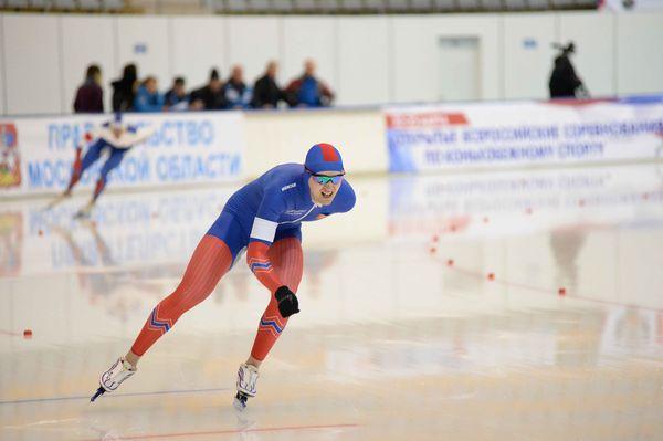 Саратовский конькобежец взял золотую медаль на«альтернативной Олимпиаде»